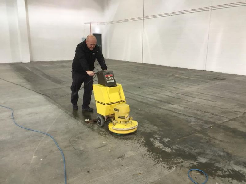 Commercial Cleaning Amble