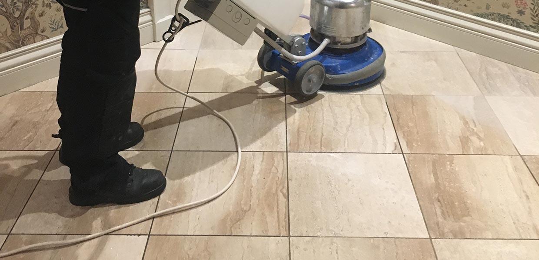 Stone Amp Hard Floor Cleaning Northumberland