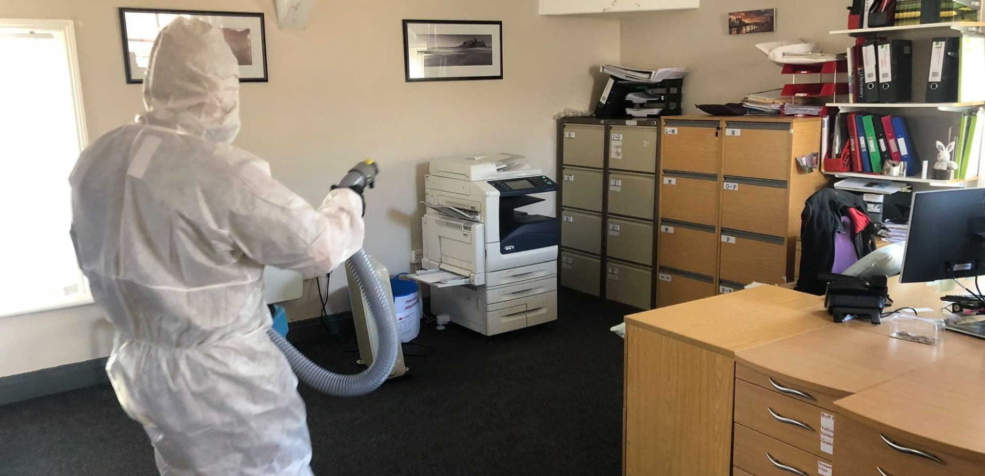 infection control service northumberland